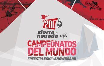 Calendario del Mundial de Freestyle y Snowboard Sierra Nevada 2017