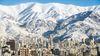 Irán acusa a Israel de robarle la nieve