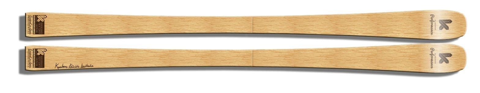 Wood Slalonier FIS SL