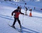 Aprender a esquiar (I), la importancia de la paciencia