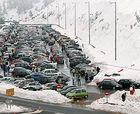 El aparcamiento de Navacerrada seguirá siendo gratuito