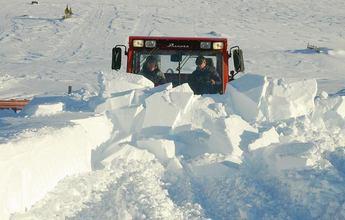 Fox Peak: Una estación de esquí con muy mala suerte