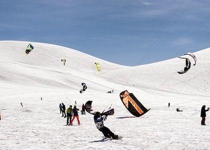 Snowkite Fest vuelve a Corralco