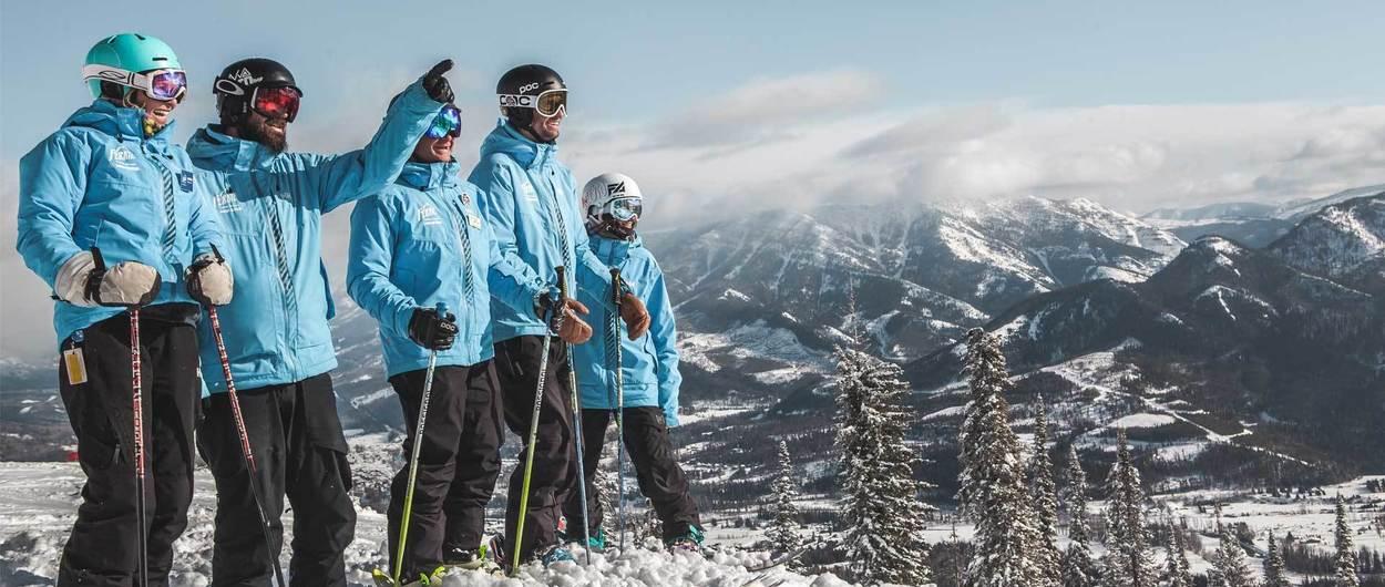 La diferencia en la cultura y enseñanza del esquí entre Europa y los Estados Unidos