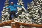 El primer snowpark ecológico de Europa