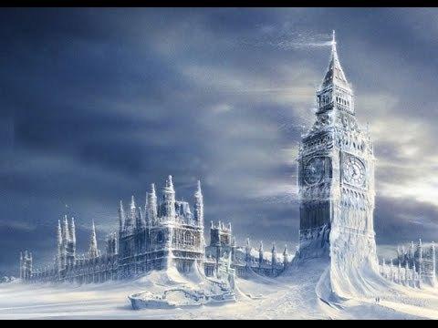 Ojo a lo que viene...el Invierno mas frío de los últimos 100 años.