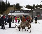 Ruka abre su temporada de esquí: la primera en el hemisferio norte