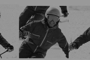 ¿Es necesario esquiar como un atleta de alpino?
