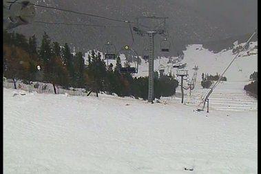 ¡Y por fin llega la nieve!