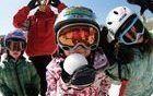 Les 3 Vallees busca familia para enseñarles a esquiar