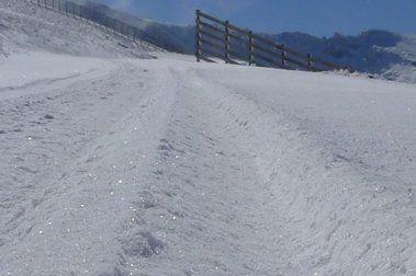 Visita a Sierra Nevada tras la nevada