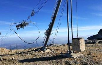 El telesquí de El Canchal se queda donde está