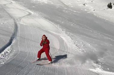 Porté Puymorens adelanta su apertura de temporada de esquí