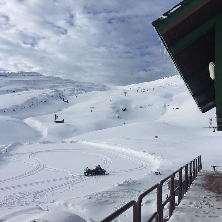 Lunada esqui