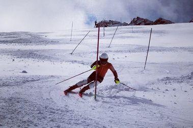 Nuevo centro de tecnificación de esquí alpino ISS