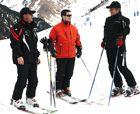 El amplio mundo del profesor de esquí o snowboard