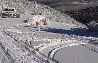 Se podrá esquiar en La Pinilla durante el Puente