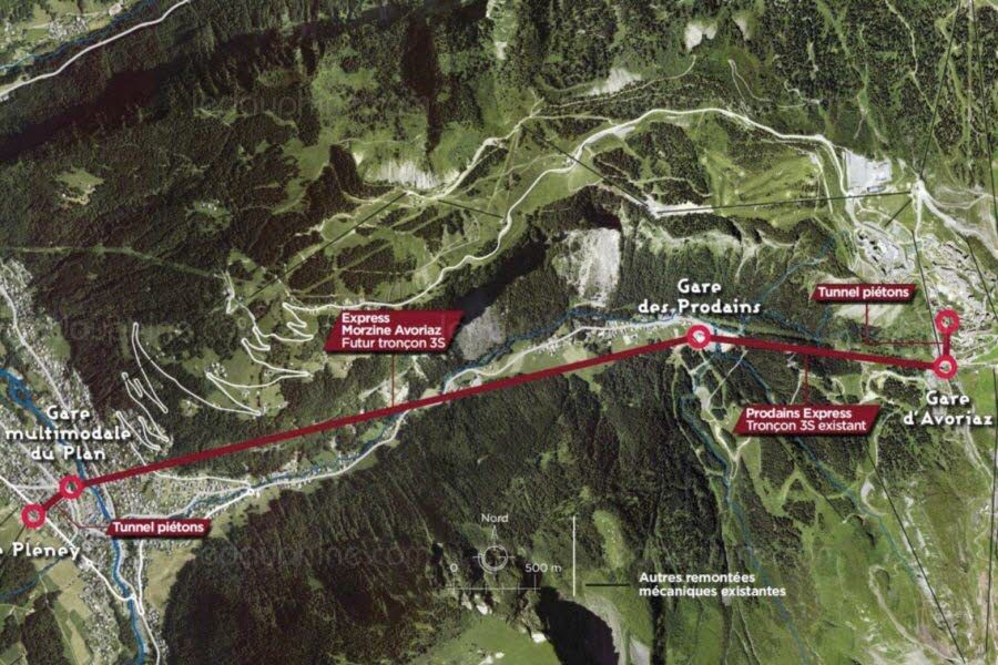 Proyecto Express Morzine Avoriaz