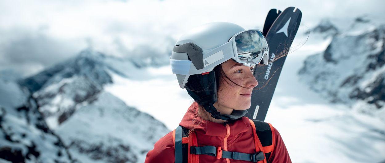 Nueva colección Atomic específicos para la esquiadora de travesía