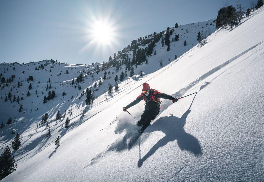 Atomic esqui de travesia y montaña