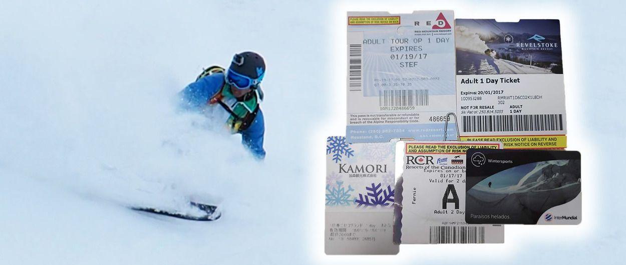 Forfaits, seguros y esquí fuera de pista. ¿Qué cubren y qué no?