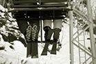 Artouste, el espíritu del esquí