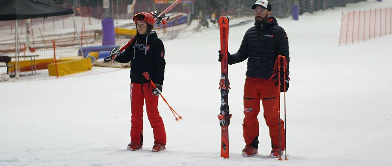 Capítulo 1. Presentación del material de esquí
