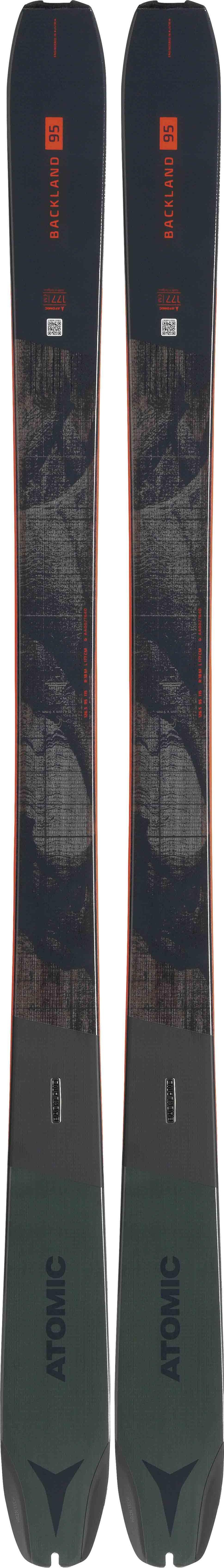 Atomic skis Backland