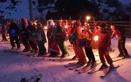El esquí de Asturias cierra unas navidades de sol y cielos despejados