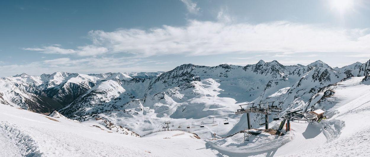 Ordino Arcalis vuelve a cerrar en positivo la afluencia de esquiadores en navidades