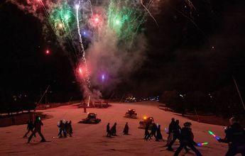 Las estaciones de FGC aumentan notablemente su cifra de esquiadores