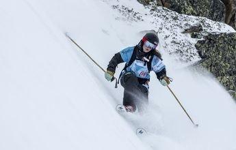La snowboarder española Alba Terés lidera el Freeride Junior Tour