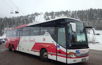 Autobús ALSA de Lleida a Port Ainé y Espot