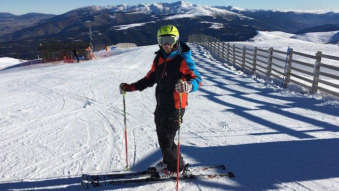 Escuelas de esquí, ventajas de contratar clases en una escuela pequeña