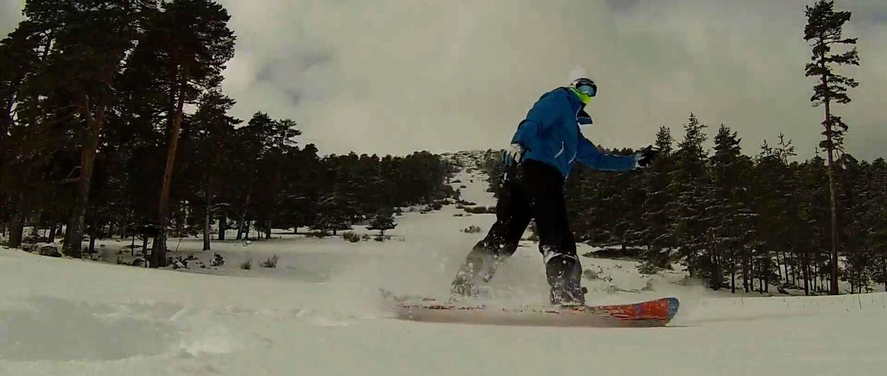 Mogorrita Snow Powder. 3 de febrero.