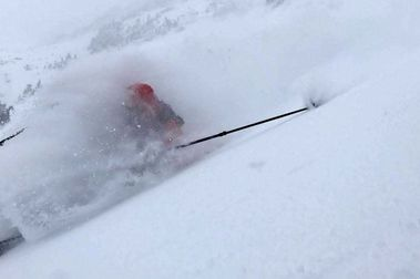 ¡Vallnord, por fin ha llegado el powder!
