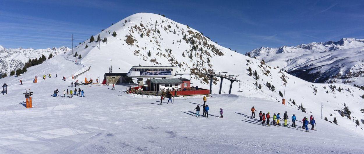 Gran salto de Aramón en kilómetros de esquí abiertos