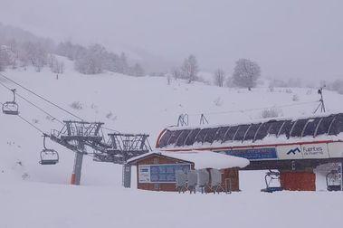 Fuentes de Invierno retrasa la apertura de su temporada de esquí