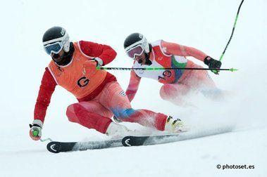Santacana y Galindo se hacen notar en Sochi