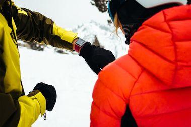 Ya puedes monitorizar tu jornada de esquí en el Apple Watch Series 3