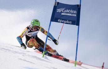 La Molina acoge una nueva edición de la Copa de Europa de esquí alpino