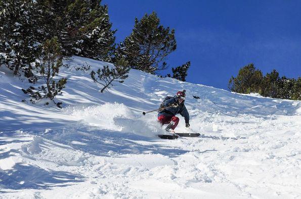 Historia de un esquí (Parte I)