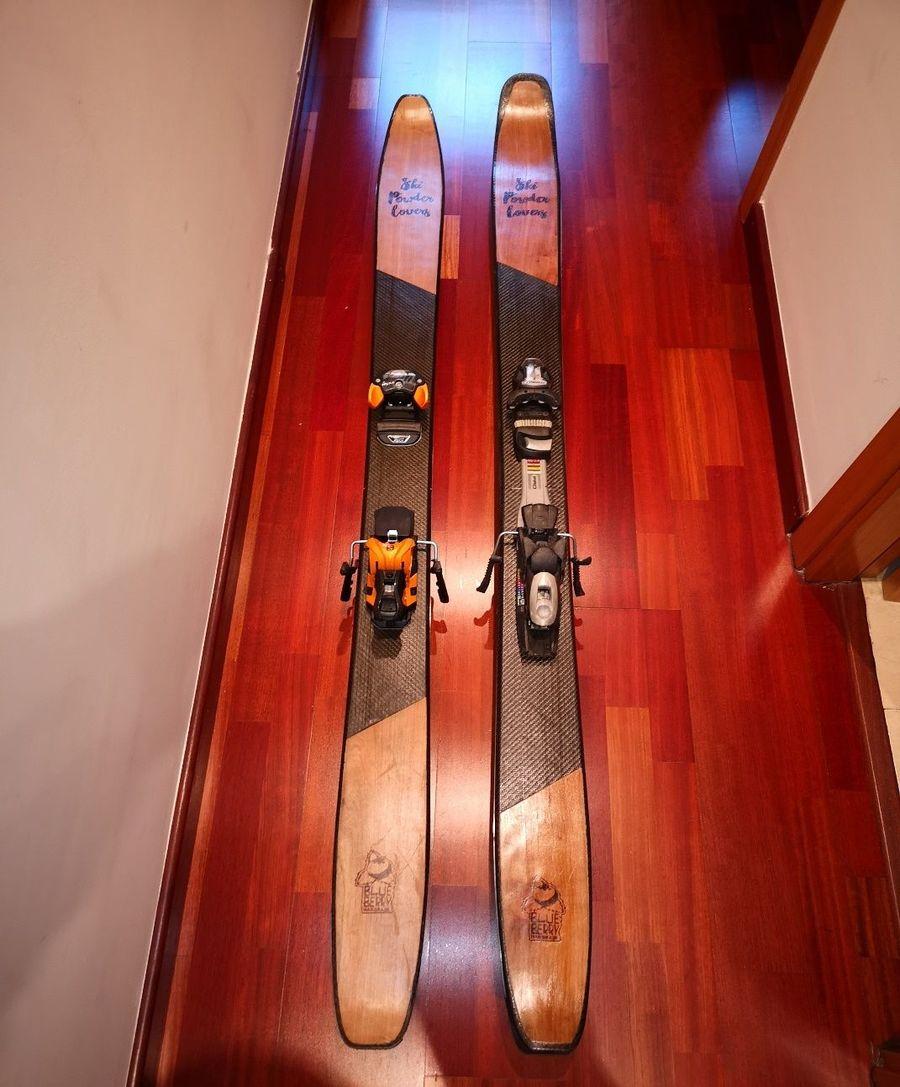 Historia de un esquí