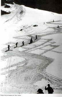 Esquiar en tiempos revueltos