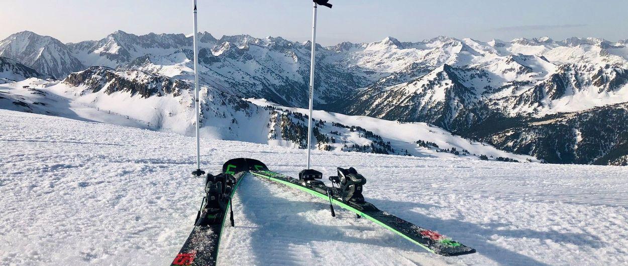 Cómo guardar tu material de esquí