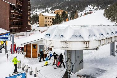Pérdidas millonarias en Les Angles y Font Romeu tras una temporada catastrófica