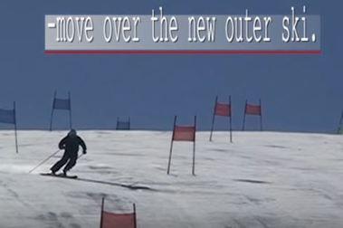 Moverse sobre el nuevo exterior.