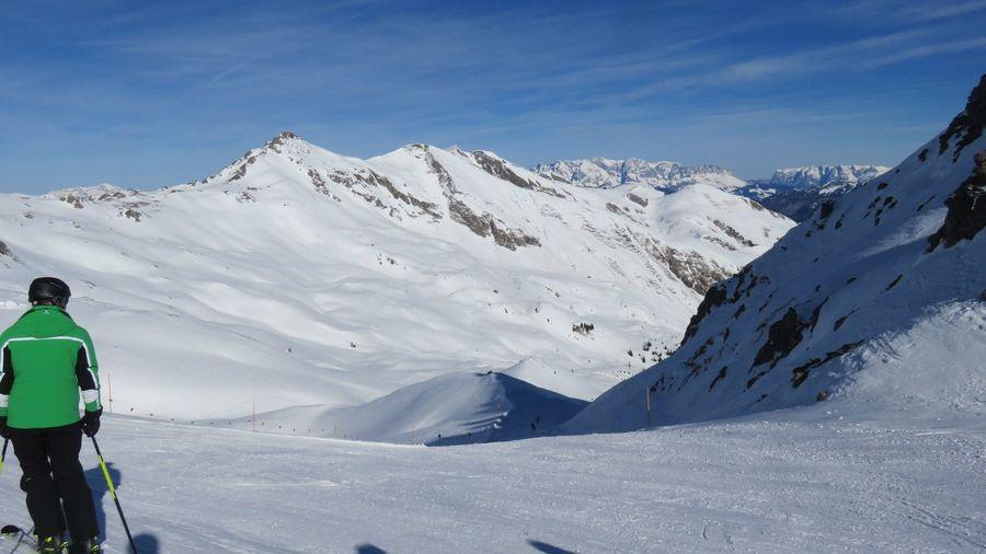 Austria, Nieve y gulaschsuppe