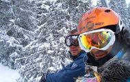 Lenzerheide-St moritz-Klosters/Davos-flims/Laax,QUE POWDER