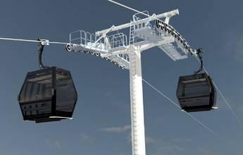 Benasque expone el estudio ambiental del telecabina hasta las pistas de esquí de Cerler
